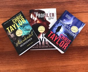 Jenny's Reviews of Chris Taylor Books